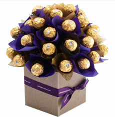 Flowers N Giftshop Ferrero Rocher Chocolate Bouquet Delivery To Philippines